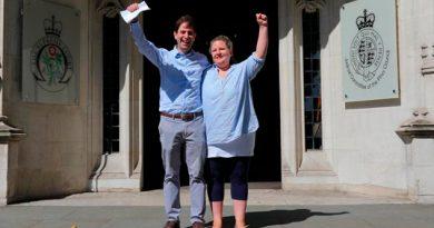 Pareja Heterosexual Británica Gana Caso Discriminación