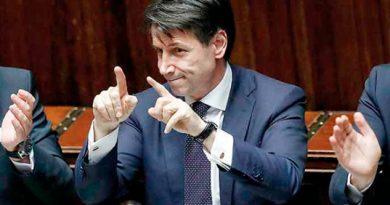 Parlamento Avala Nuevo Gobierno Italiano