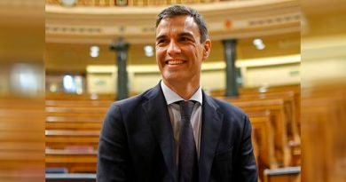 Pedro Sánchez Nuevo Presidente España