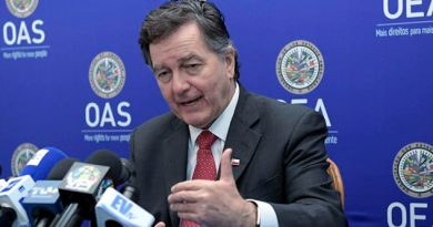 Piden 7 Países Expulsar OEA Venezuela