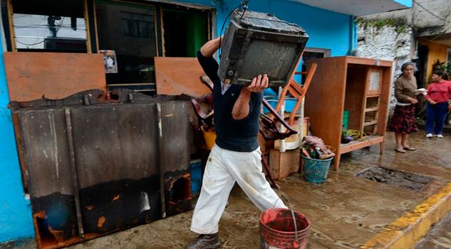 Piden Apoyo Para 100 Familias Damnificadas Jilotepec