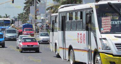 Piden Operativos Contra Transporte