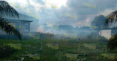 Previenen Riesgos Dengue
