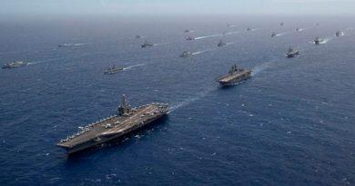 RIMPAC Ejercicio Guerra Naval Más Grande Mundo