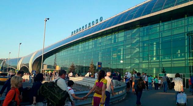 Reportan Alerta Bomba Aeropuerto Domodedovo Moscú