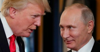 Rusia E.U.A Anuncian Encuentro Entre Trump Putin