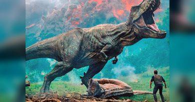 'Jurassic World: Fallen Kingdom' asecha la taquilla de EU