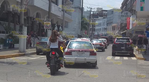 Seguirán Operativos Contra Motociclistas