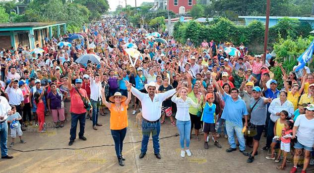Será Histórico Triunfo Coalición Por Puebla Frente