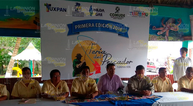 Todo Listo Feria Pescador Tuxpan