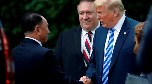 Trump Distancia EUA Aliados Tradicionales