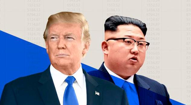 Trump Kim Reunirán 12 Junio Singapur