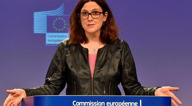 Unión Europea Aplicará Aranceles Estados Unidos