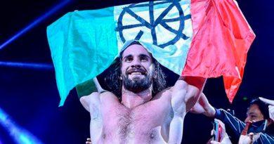 WWE Regresará Ciudad México Diciembre