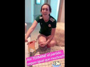 Legendario Futbolista Ayudó Carrera Jacqueline Bracamontes Selección México
