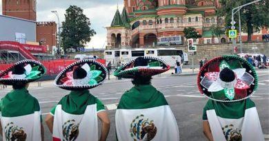México aún no debuta en Rusia, pero está ganando como siempre