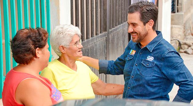 Áreas geriátricas en clínicas: Yunes
