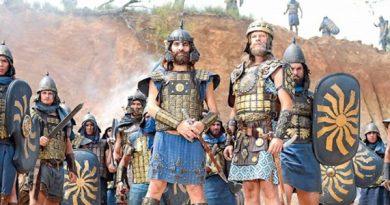 'Rey David', su éxito, las batallas