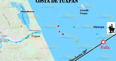 Abren Navegación Zona Arrecifal Tuxpan