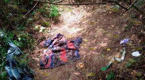 Aquí Estaba Cautiva Arantza Joven Secuestrada