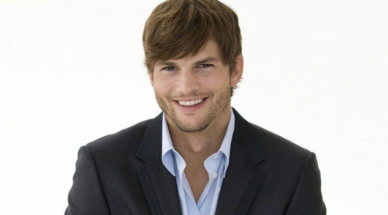 Ashton Kutcher, es divertido, se la juega por el amor, quiere crear un mundo mejor y largo
