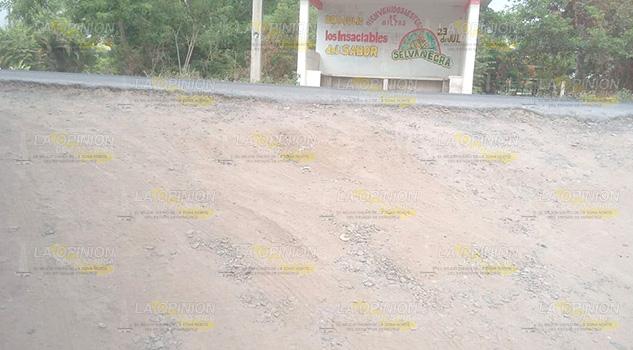 Camino Vecinal Estero de Milpas INTRANSITABLE