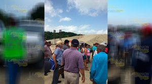 Cerrarán Paso Construcción Autopista Tuxpan Tampico