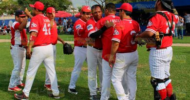 Cuates Amigos Gana Paliza Beisbol Veteranos