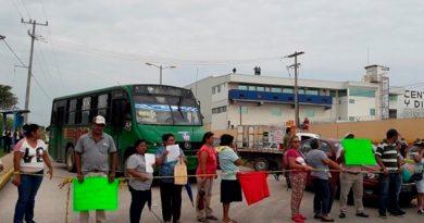 Damnificados Coatzacoalcos Exigen Ayuda Ayuntamiento Tromba