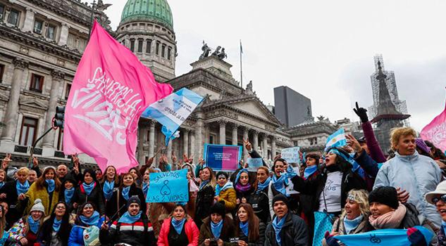 Debate Sobre Aborto Argentina Entra Recta Final