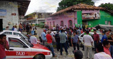 Desplazan Taxistas Coxquihui