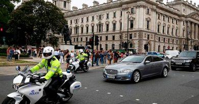 Dos Personas Estado Crítico Reino Unido Tras Incidente Sustancia