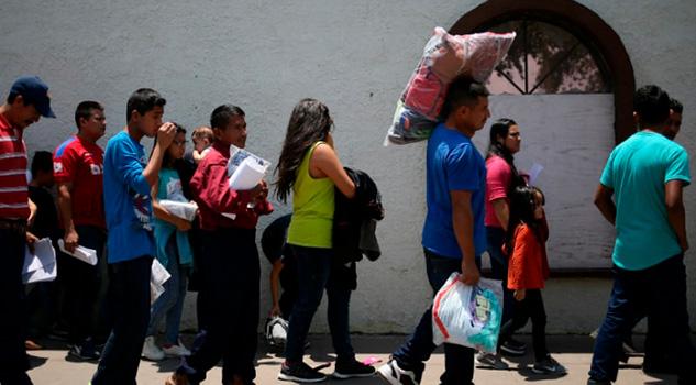 E.U.A. Deportado Guatemala Más 28 Mil 2018