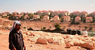 El Desalojo Beduinos Tierra Ocupada Israel
