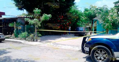 Ex Agente Municipal Martínez de la Torre Suicida
