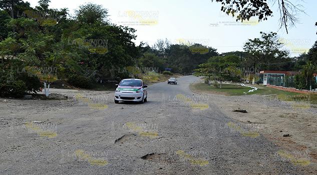 Exige Nuevo Progreso Reparar Tramo Carretero