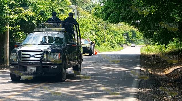 Exigen Seguridad Carretera Manlio Fabio Altamirano La Encantada