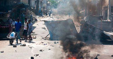 FMI Defiende Propuesta Desató Protestas Haití
