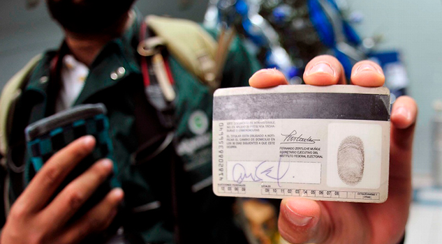 Falsificación Credencial Elector No Siempre Tiene Fin Electoral
