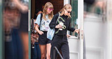 Gigi Hadid Demuestra Fuerte Amistad La UneTaylor Swift