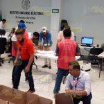 INE y OPLE inciden conteo de actas y votos en Poza Rica