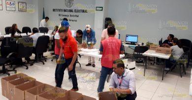 INE OPLE Inciden Conteo Actas Votos Poza Rica