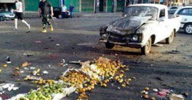ISIS Reivindica Ataques Siria Dejaron 166 Muertos