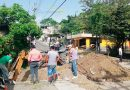 Inicia rehabilitación de puente en Papantla