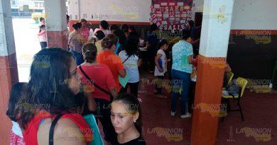 Inician Inscripciones Escuelas Papantla