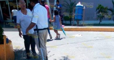 Inseguridad IMSS Poza Rica