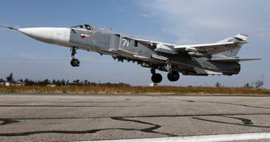 Israel Derriba Avión Caza Fuerza Aérea Siria
