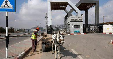 Israel Egipto Endurecen Bloqueo Gaza