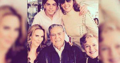 Kate del Castillo Reunió Familia México