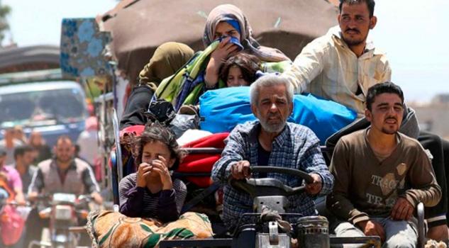 Más de 200 Mil Sirios Desplazados Retornan Hogares